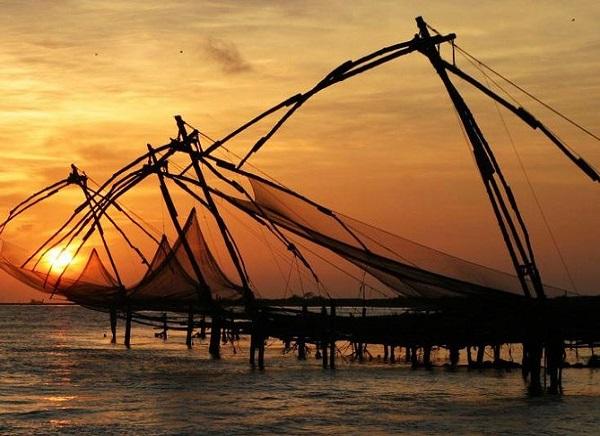 viajar a cochin en el sur de la India paquetes turísticos