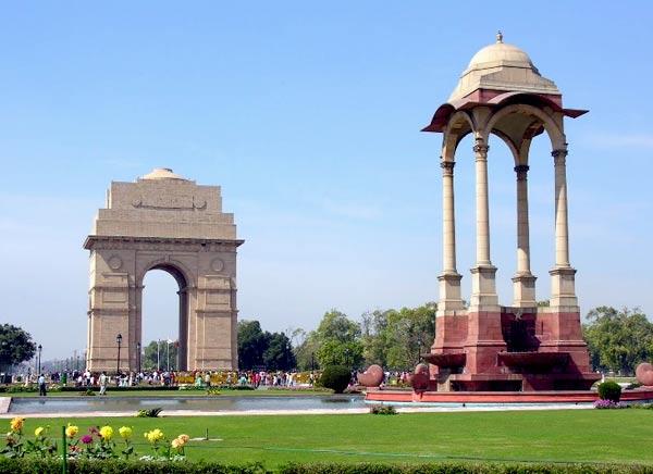 viajes a delhi india