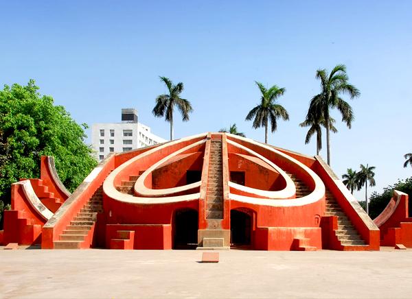 Viaje Delhi Jantar Mantar