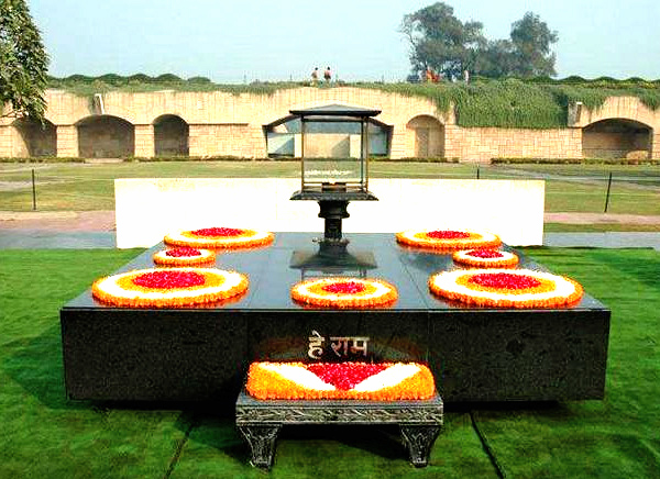Viaje Raj Ghat Delhi