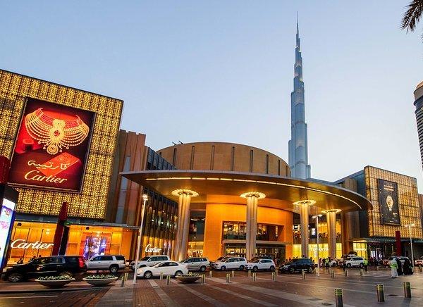 Dubái burj khalifa tour