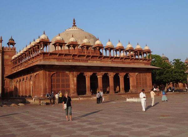 Fatehpur Sikri con Viaje por la India