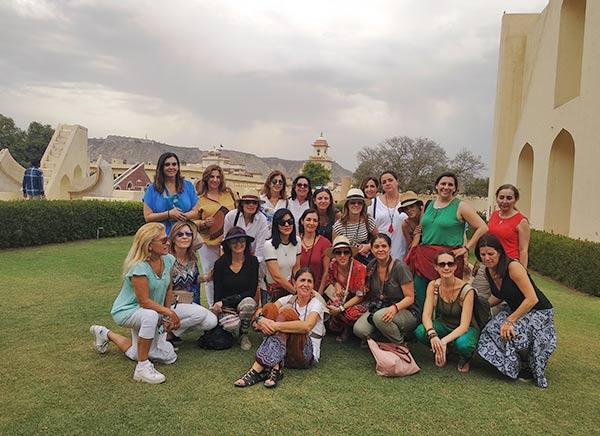 jaipur viaje en Triangulo de oro India