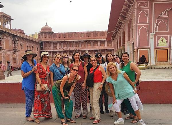 viaje a Jaipur India