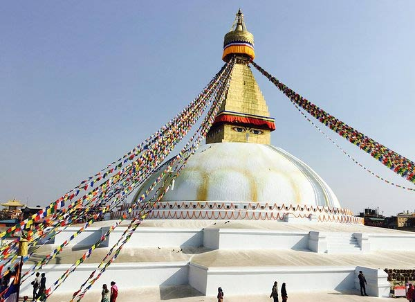 Viaje a kathmandu, Nepal