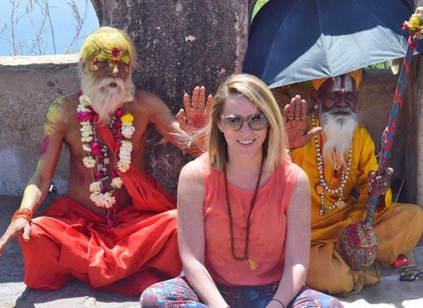 viaje a kathmandu en india nepal