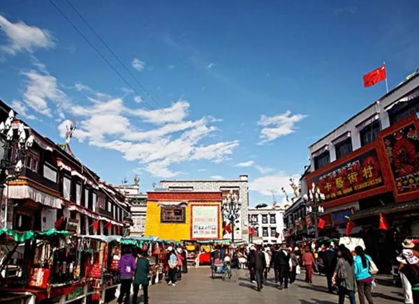 lahsa, Tibet Tour