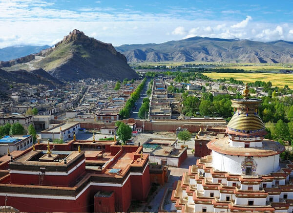 viajes a Lahsa Tibet