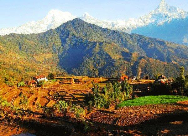 Viajar a nagarkot nepal