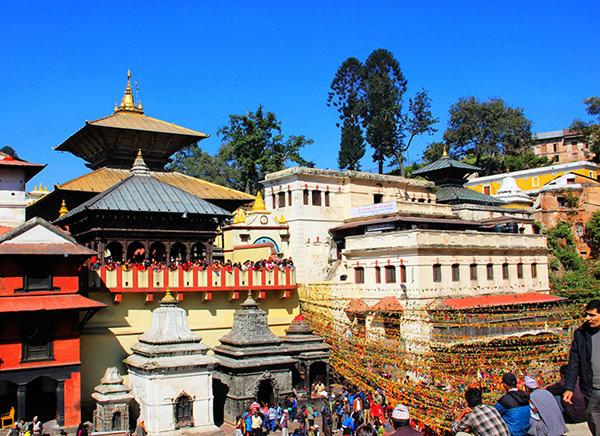 viajar a kathmandu, nepal desde México