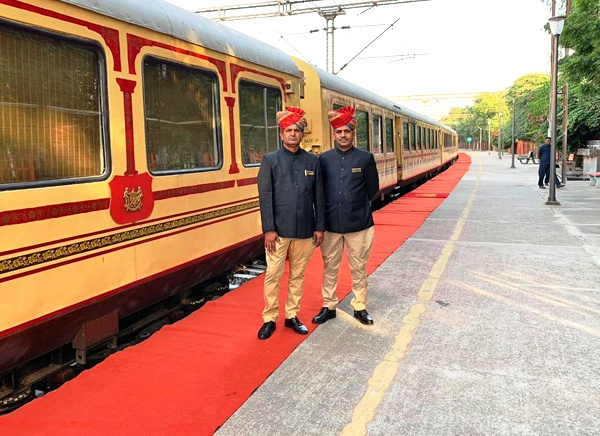 Viaje Lujo India Palace On Wheels Tren