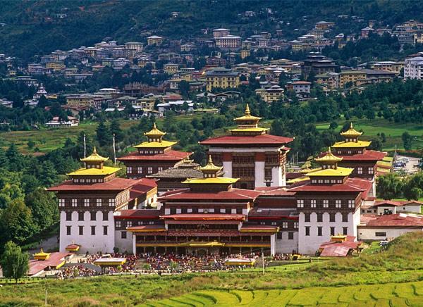 viajes a Paro Bután