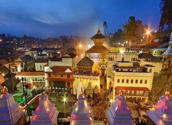viaje a pashupati nepal