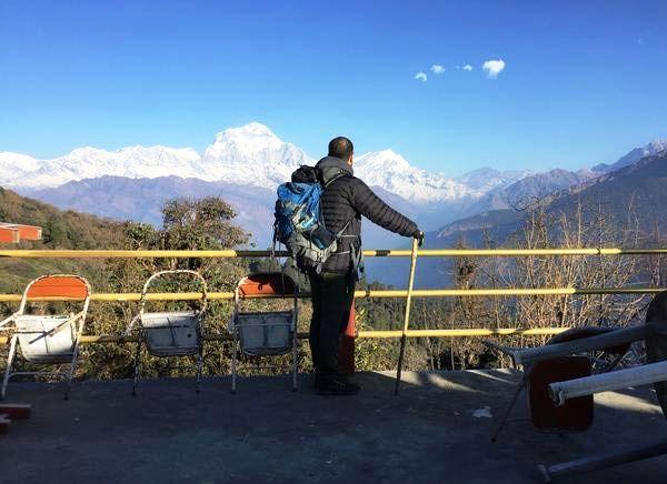 Viajar a pokhara Nepal desde México