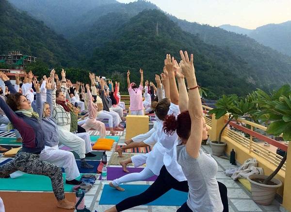 Viajar a Rishikesh para Yoga